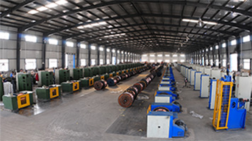Welding Consumable Factory