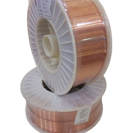 White and Black Plastic Spool CO2 Welding Wire