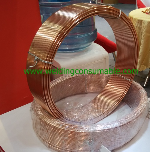 EL8 EL12 Submerged Arc Welding Wire