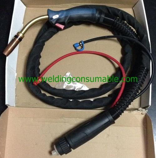 European Welding MIG MAG Binzel Torch 501D
