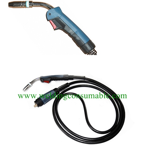 25AK Air Cooled MIG MAG Welding Torch
