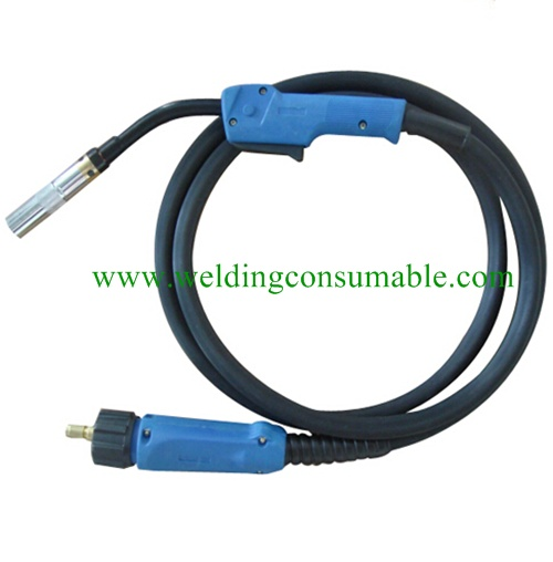 OTC 350A Air Cooled MIG MAG Welding Torch