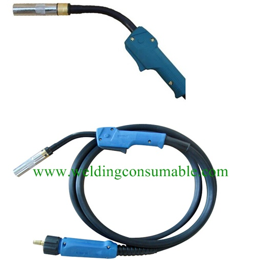OTC 500A Air Cooled MIG MAG Welding Torch