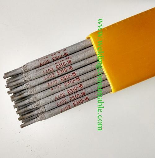 E310-16 Stainless Steel Welding Rod