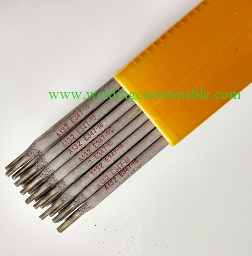 AWS E347-16 Welding Rod